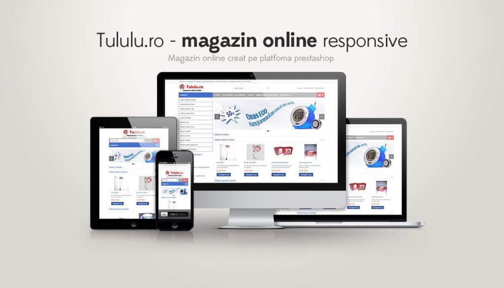 creare magazin online la pret mic