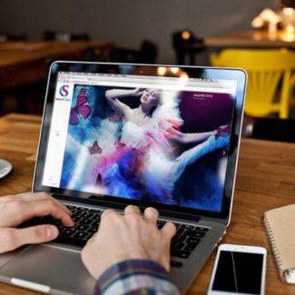 Realizare site web studio de videochat Galati- smartchat.ro