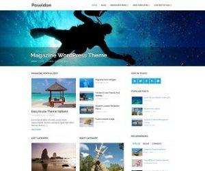 realizare site turism, model 1