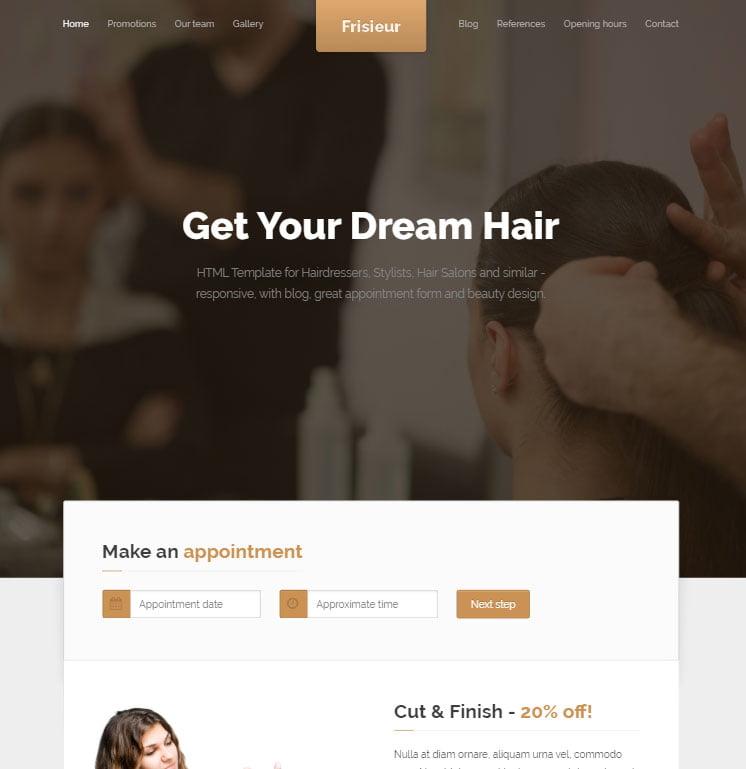 creare-site-coafor-frizerie-model-2