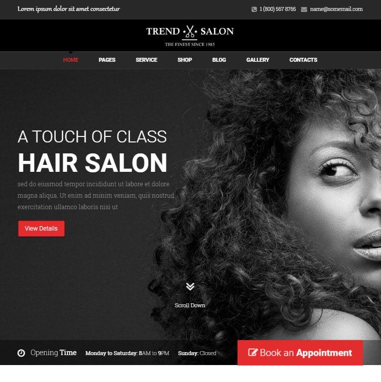 creare-site-coafor-frizerie-model-3