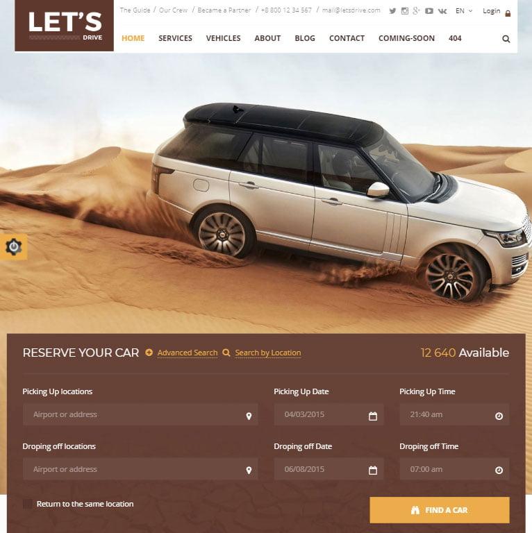 creare-site-inchirieri-auto-model-1